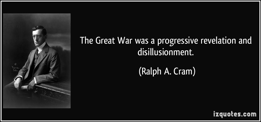 Ralph Adams Cram's quote #5