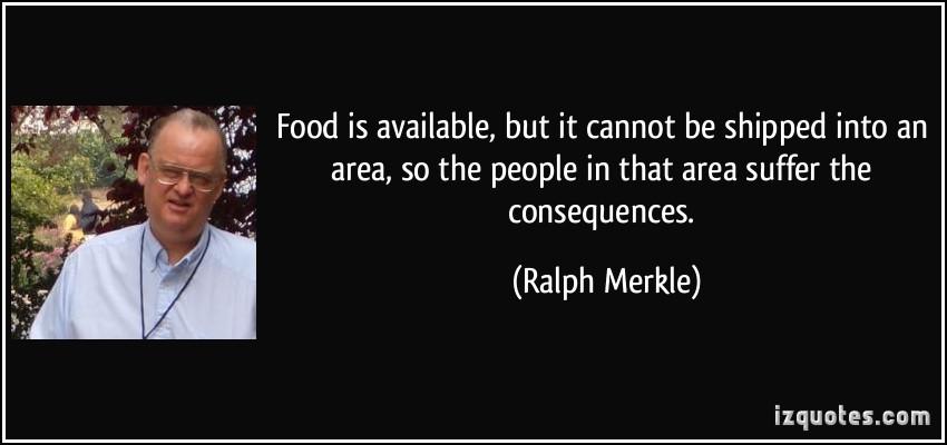 Ralph Merkle's quote #7