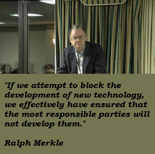 Ralph Merkle's quote #6