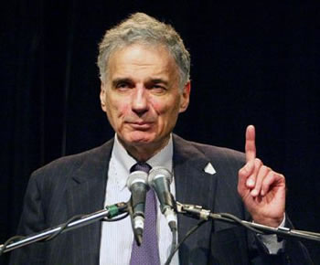 Ralph Nader quote #2