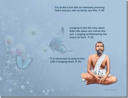 Ramakrishna's quote #7