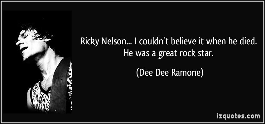 Ramones quote #4