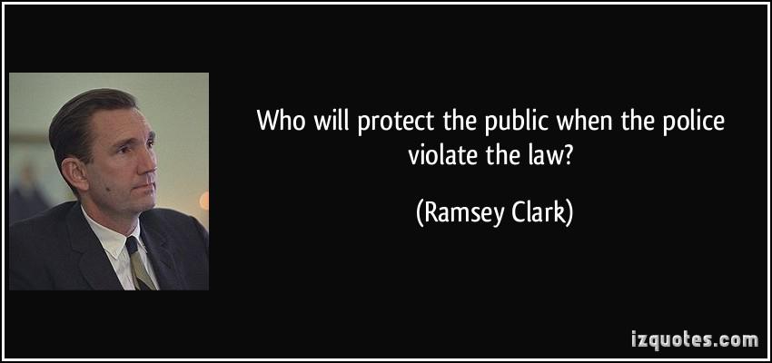 Ramsey Clark's quote #1