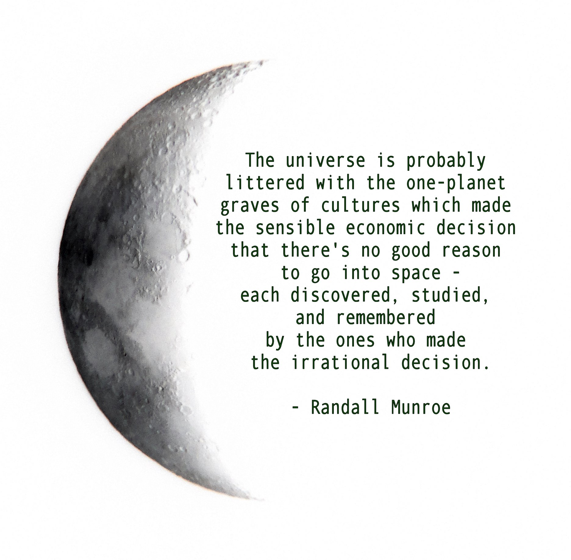 Randall Munroe's quote #4
