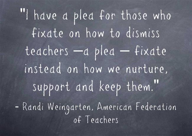 Randi Weingarten's quote #1
