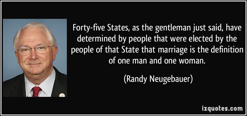 Randy Neugebauer's quote #5