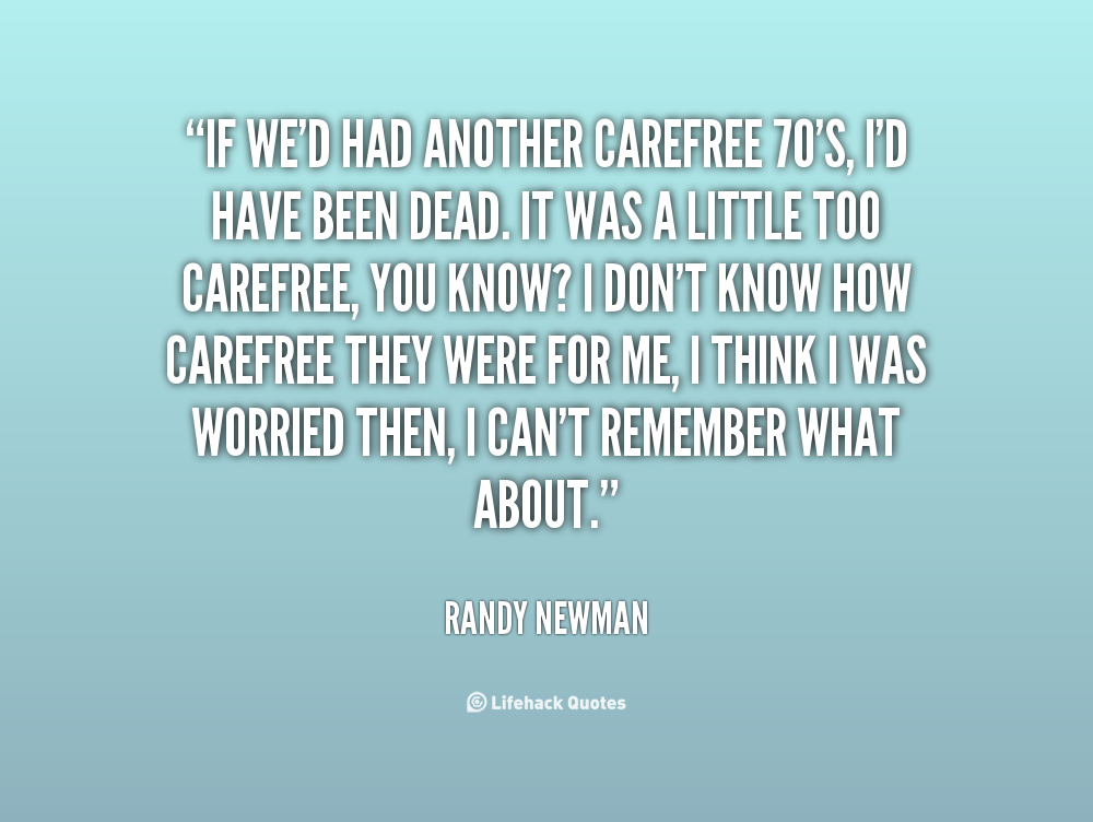 Randy Newman's quote #8