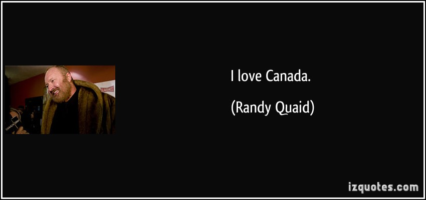 Randy Quaid's quote #8
