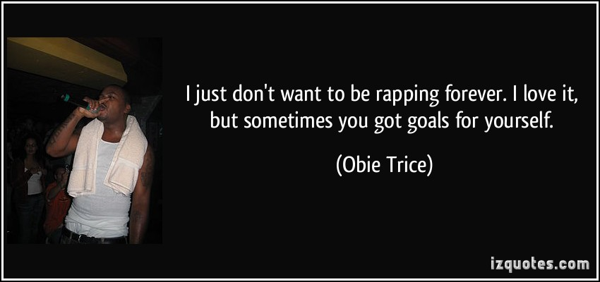 Rapping quote #1