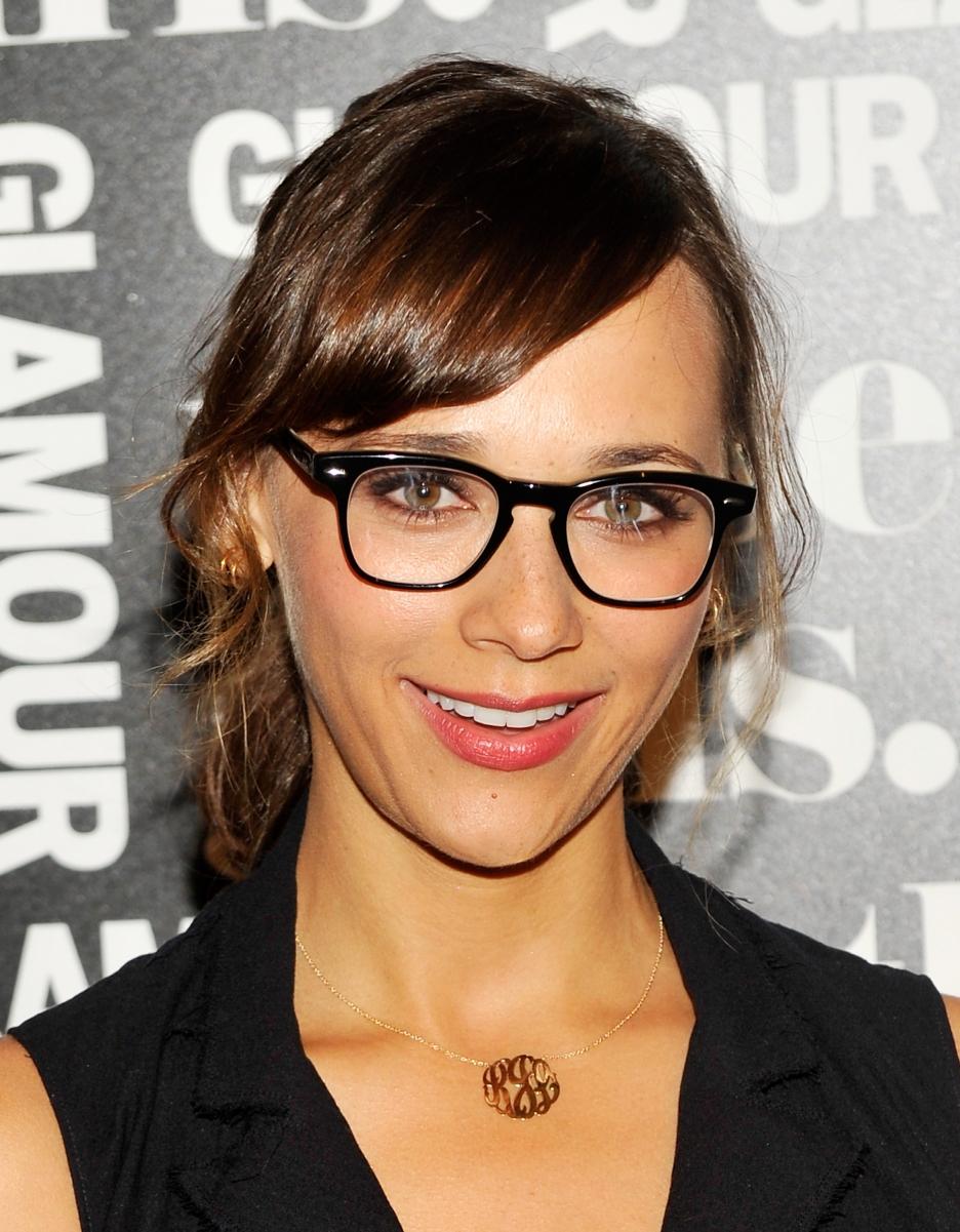 Стрижка для лица с очками