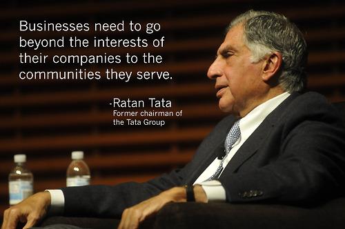 Ratan Tata's quote #1