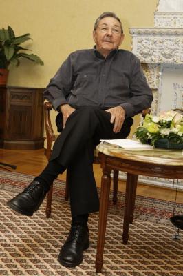 Raul Castro's quote
