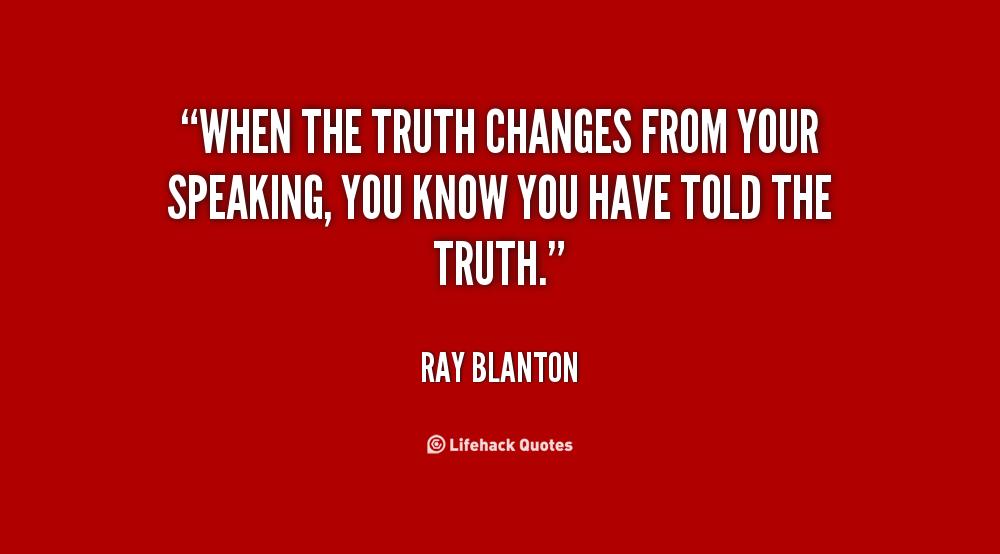 Ray Blanton's quote #1