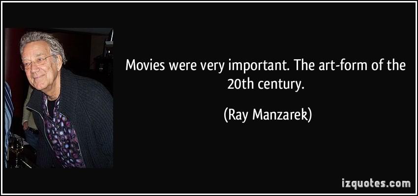 Ray Manzarek's quote #3
