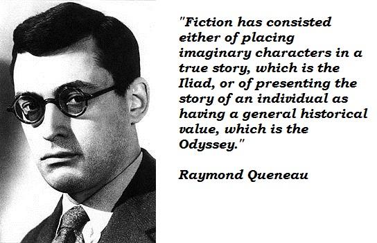 Raymond Queneau's quote #6