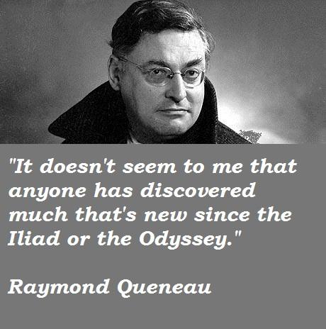 Raymond Queneau's quote #4