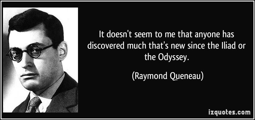 Raymond Queneau's quote #7