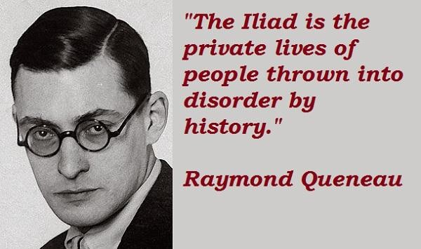 Raymond Queneau's quote #2