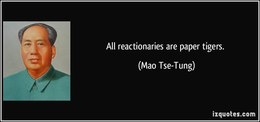 Reactionaries quote #1