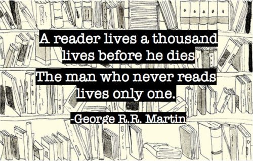 Reader quote #1