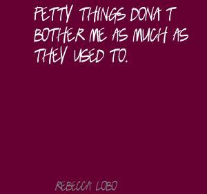 Rebecca Lobo's quote #1