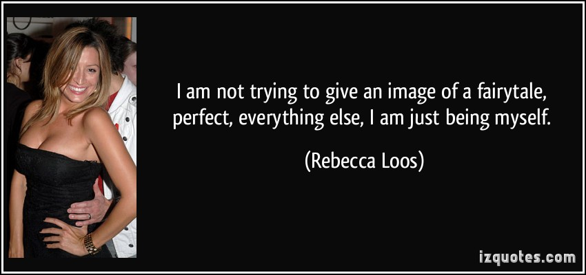 Rebecca Loos's quote #2