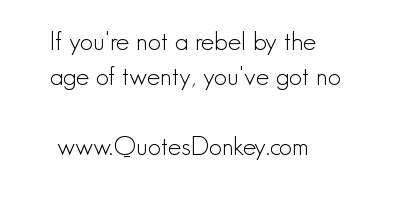 Rebel quote #4