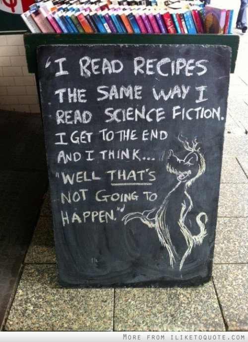 Recipes quote #2