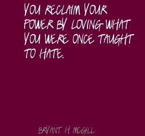 Reclaim quote #1
