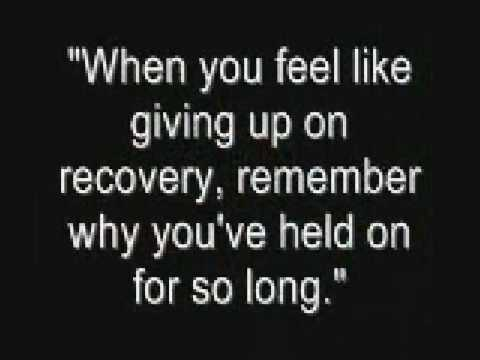 Recovery quote #5