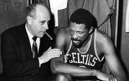 Red Auerbach's quote #3