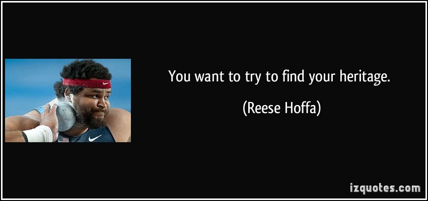 Reese Hoffa's quote #1