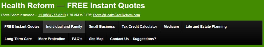 Reform quote #1