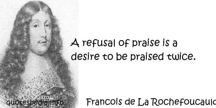 Refusal quote #1