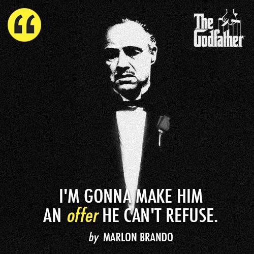 Refuse quote #5