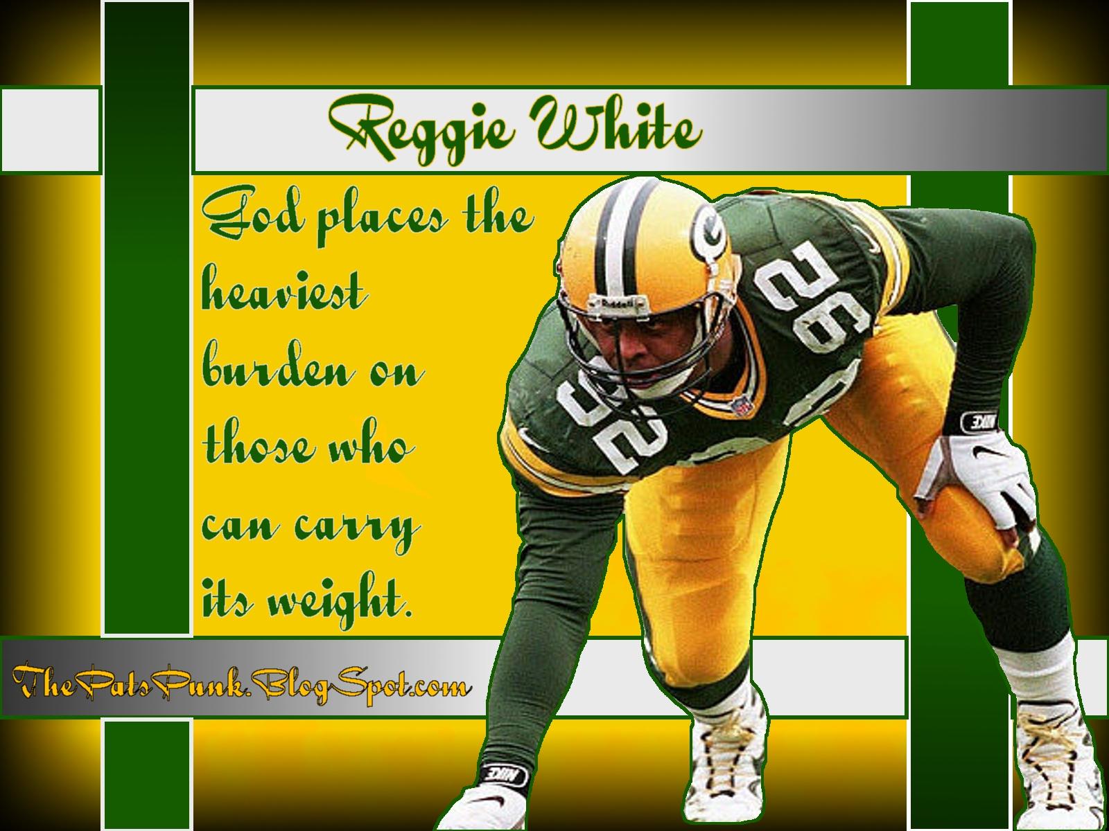 Reggie White's quote #1