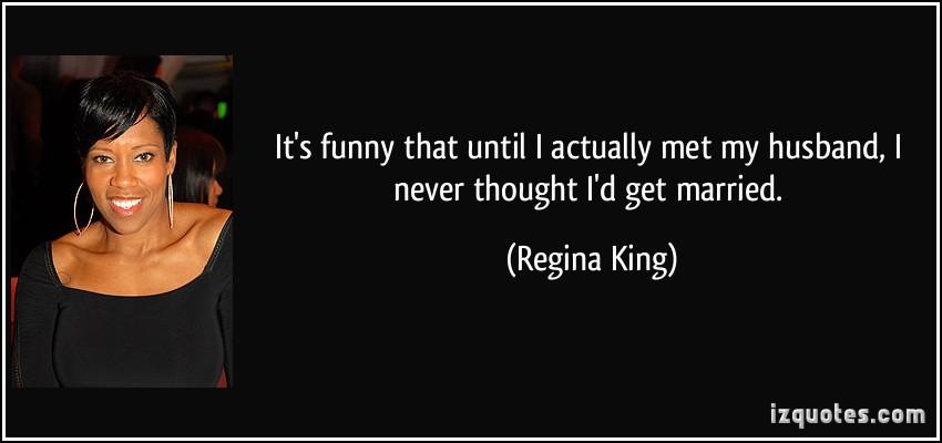 Regina King's quote #2