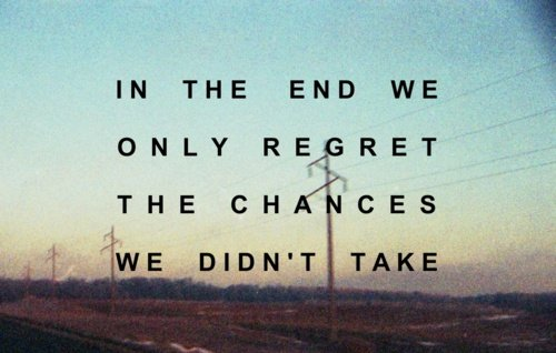 Regret quote #3