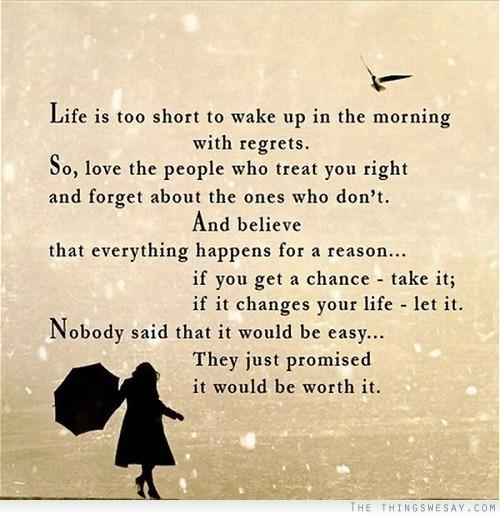 Regrets quote #1