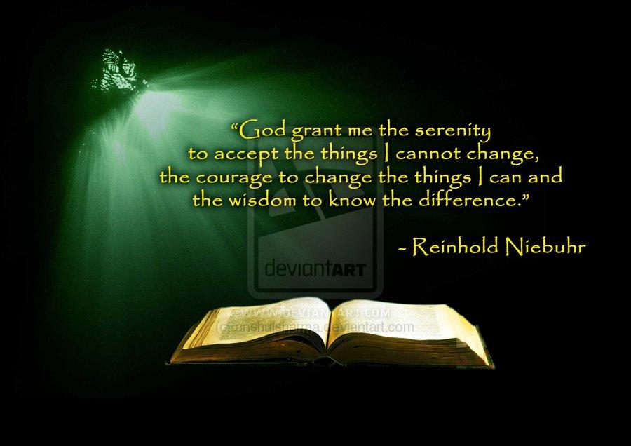 Reinhold Niebuhr's quote