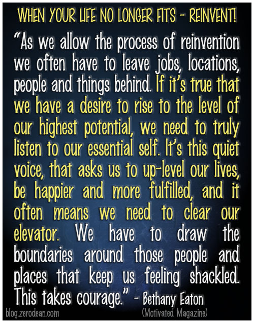 Reinvent quote #7