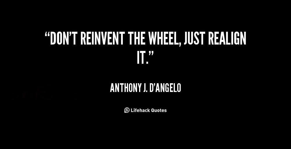 Reinvent quote #6