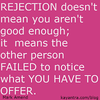 Rejection quote #1