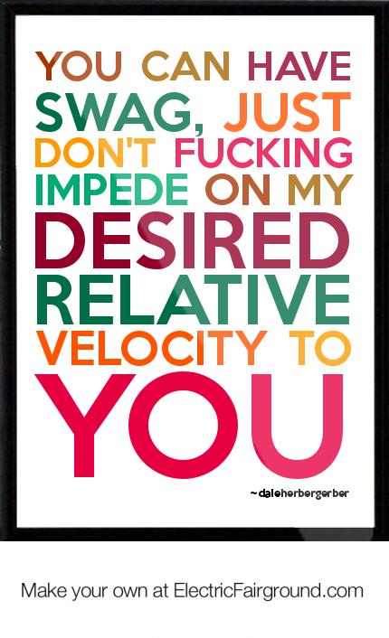 Relative quote #1