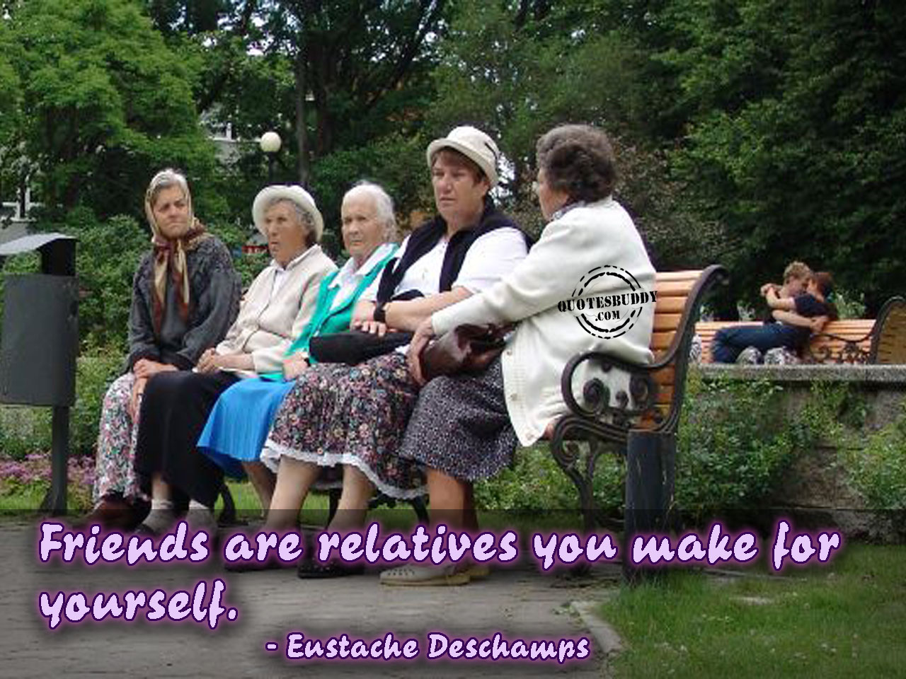 Relatives quote #7