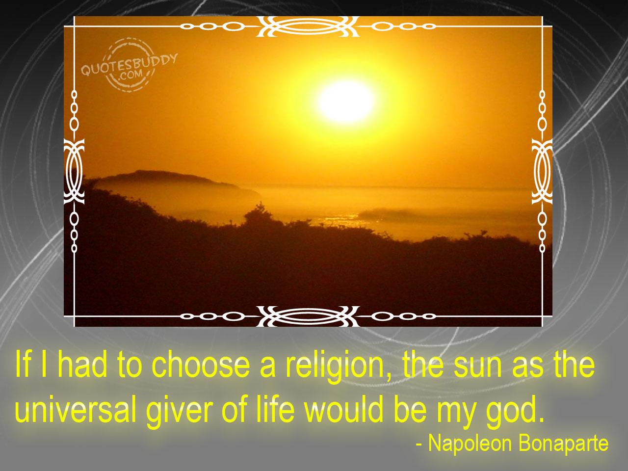 Religion quote #2
