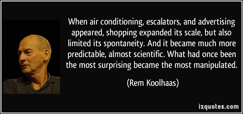 Rem Koolhaas's quote #8