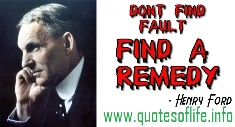 Remedy quote #4