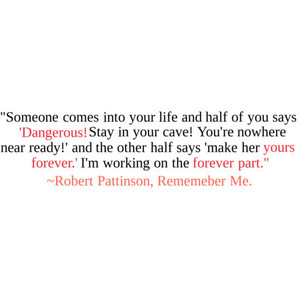 Remember Me quote #1