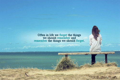 Remembering quote #2